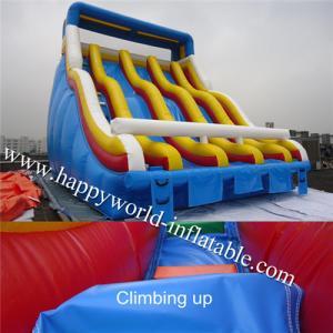 China swimming pool slide , inflatable pool slide , water slide pool , inflatable slide for pool on sale