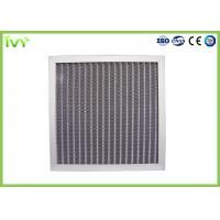 Wholesale Metal Mesh Primary Air Filter 5um Porosity Panel Filter For Ventilation System from china suppliers