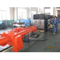 Wholesale Miter Gate Dual Acting Hydraulic Cylinder Long Stroke Hydraulic Cylinder from china suppliers