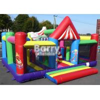 Wholesale A Shine Circus Commercial Small Jumping Castle Toddler Inflatable Playland from china suppliers
