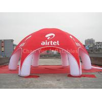 Wholesale 20ft Inflatable Marquee Dome Tent with CE blower from china suppliers