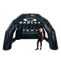 Wholesale Black Air - Sealed Inflatable Airtight Tent for Advertising from china suppliers