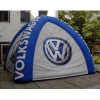 Wholesale KKT-G44 Outdoor Advertising Inflatable Tent / Inflatable Dome Car Tent For Promotion Events from china suppliers