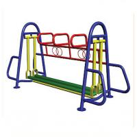 Wholesale Galvanized Steel Outdoor Fitness Equipment for Park and Private Garden A-14807 from china suppliers