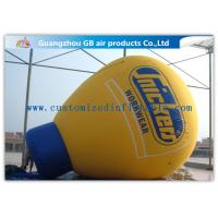 Wholesale Large Inflatable Advertising Balloon / Air Floor Balloon For Promotion from china suppliers
