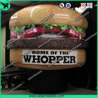 Wholesale Mcdonald's Hamburger Advertising Inflatable Hamburger Model from china suppliers