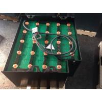 440Ah/5hrs Forklift Traction Battery , Lead Acid Forklift Battery 48V Screw Connection