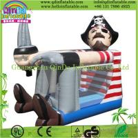 Quality Cheer Amusement Space Themed Large Inflatable Castle for sale