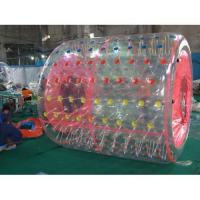 Wholesale Inflatable Water Roller, Double Layers Ball (ZORB BALL-4) from china suppliers
