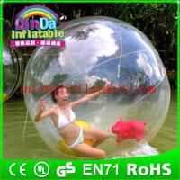 Quality Large Inflatable Water Walking Ball,Floating Water Ball aqua inflatable water walking ball for sale