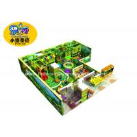 Buy cheap Anti - Static Plastic Castle Theme Kids Indoor Soft Play Areas For Amusement from wholesalers