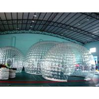 Wholesale Inflatable Bubble Tent Camping Inflatable Clear Tent (CY-M2732) from china suppliers