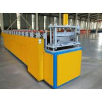 Wholesale Precision Standing Seam Roll Forming Machine Self - Lock With 1'' Chain 4kw Power from china suppliers