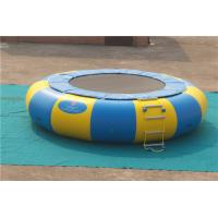Wholesale Trampoline Airtight Inflatable Water Sport / Inflatable Trampoline for inflatable water games in swimming pool and sea from china suppliers
