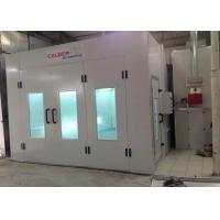 Wholesale 6.9M Turbo Fan Car Standard Paint Booth , Paint Shop Equipment With Diesel Burner from china suppliers