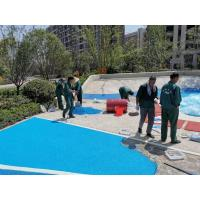 Wholesale OEM Rubber Playground Material / Playground Rubber Play Area Chippings from china suppliers