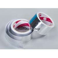 Buy cheap Self Adhesive Aluminum Foil Tape , Aluminum Foil Duct Tape For Insulation from wholesalers