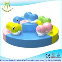 Wholesale Hansel hot selling children indoor playarea small indoor playground soft from china suppliers