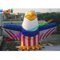 Wholesale CE EN14960 Giant Advertising Inflatables American Eagle Model With Air Blower from china suppliers