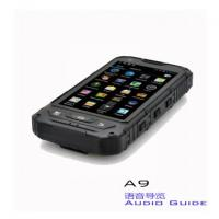 Wholesale A9 Android  Audio Tour Guide Equipment , Audio Tour Devices For Qrcode Digital Guide from china suppliers