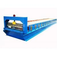 Wholesale 380V 3kw Roll Shutter Door Forming Machine , Sheet Metal Forming Equipment from china suppliers