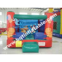 Buy cheap Inflatable mini bouncer,inflatable standard bouncer,0.5mm PVC House jumper from wholesalers