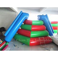 Buy cheap High Quality 0.9mm PVC Tarpaulin Inflatable Water Slide for water park from wholesalers
