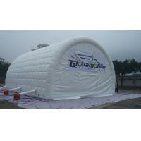 Buy cheap Big Durable Inflatable Storage Tent With Double - Tripple Stitch LEAD FREE from wholesalers