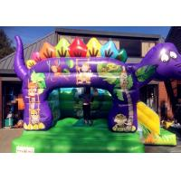 Wholesale Kids Inflatable Bouncer Cartoon Jumping Castle Kid Fun / Inflatable Castle from china suppliers