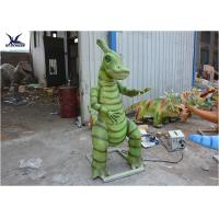 Wholesale Animatronic Waterproof Dinosaur Lawn Statue For Outside Garden Decoration from china suppliers
