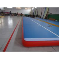 Wholesale Commercial Inflatable Air Track Custom Printed For Playground Wear Resistance from china suppliers