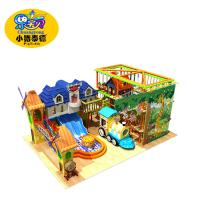 Wholesale Adventure Play Ninja Obstacle Course Equipment Environmental Protection from china suppliers
