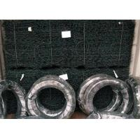 Wholesale River Bank Gabion Wire Mesh 2 M X 1 M X 1 M For Protection Border Control from china suppliers
