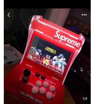 Multi Language Setting Supreme Game Machine Resin Shell Material