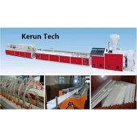 Wholesale Large Output Plastic Profile Production Line Pvc Window Machine from china suppliers