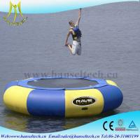 Wholesale Hansel top sale inflatable boat outdoor amusement equipment from china suppliers