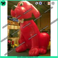 Wholesale Dog's Foods Promotion Inflatable,Pet's Food Advertising Inflatable Cartoon,Inflatable Dog from china suppliers
