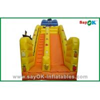 Wholesale Inflatable Cartoon Trampoline Castle Little Tikes Water Slide Bounce House from china suppliers