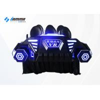 Wholesale Funny Game Center Virtual Reality Simulator VR Cinema Equipment With Galvanized Steel Frame from china suppliers