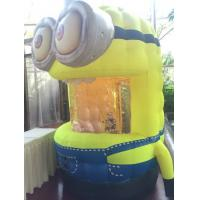 Wholesale Inflatable Minions, Inflatable Crab Money Machine/ Booth For Outdoor Advertisement from china suppliers