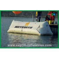 Wholesale Commercial PVC Inflatable Water Toys , Advertisement Inflatable Water Sports from china suppliers