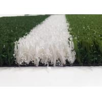 Wholesale White And Green Artificial Sports Turf  Wear Resistance Great Anti - fading from china suppliers
