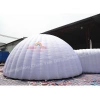 Wholesale Hot Sale White Inflatable Dome Tent from china suppliers