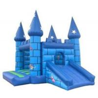 Wholesale Commercial 0.55mm PVC Tarpaulin Kids Inflatable Bouncy Castle YHCS 001 from china suppliers