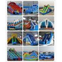 2017 new product Water Curtain Cave inflatable water park/inflatable aqua park/inflatable aqua playground