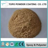 Wholesale RAL 1004 Polyurethane Powder Coating For Building Reinforcement Hammer Surface from china suppliers