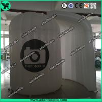 Wholesale Oxford Inflatable Igloo Booth Tent/Event Advertising Inflatable Photo Booth from china suppliers