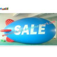 China OEM PVC material Inflatable Advertising Balloon, helium blimp on sale