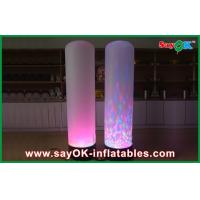 Wholesale Lighting Column Inflatable Lighting Decoration With LED Lighting from china suppliers