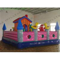 Wholesale Crazy Bird Inflatable Bouncer Playland 5 x 5 x 4m 113kg For School Funtime from china suppliers